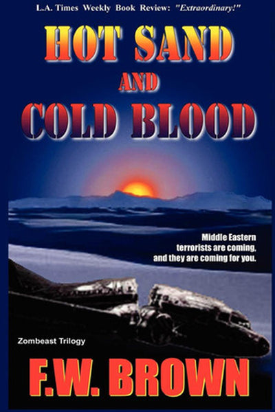 Hot Sand and Cold Blood