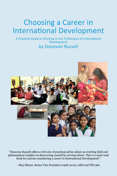 Choosing a Career in International Development