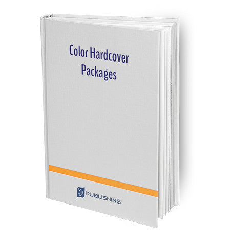Color Hardcover Packages