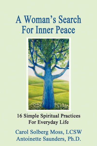 A Woman's Search For Inner Peace