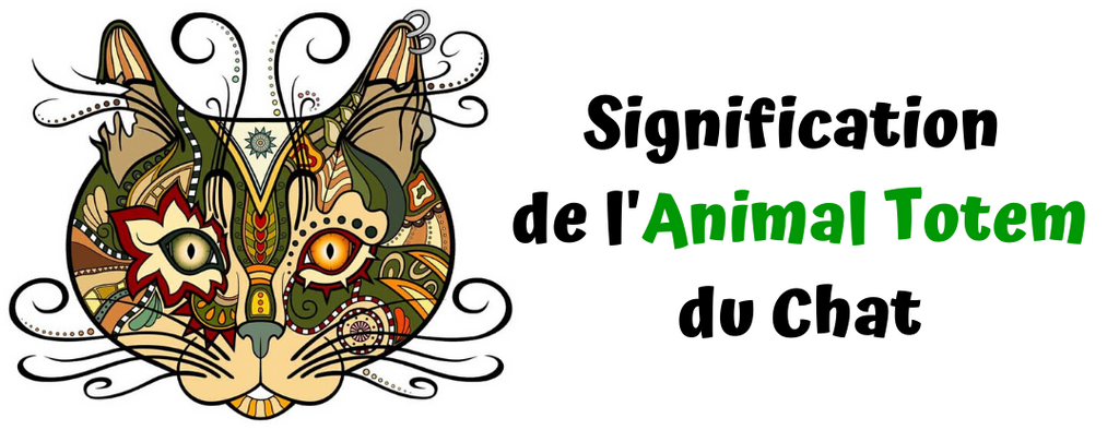 Signification de l'Animal Totem du Chat