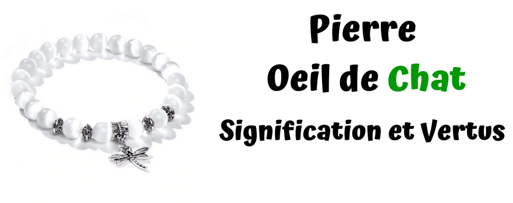 Signification de la Pierre Oeil de Chat
