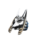 bague chat anubis or
