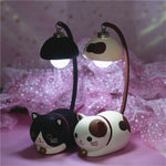 lampe veilleuse chat