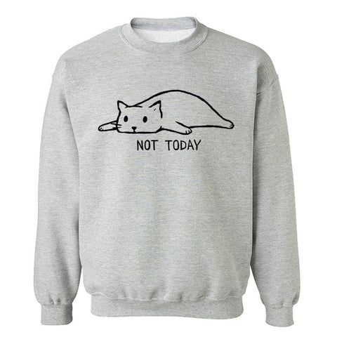 Pull Homme Chat Flemmard