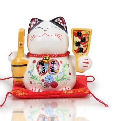 tirelire chat japonaise