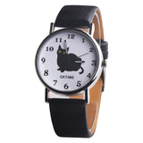 Montre Chat <br> Regard Félin