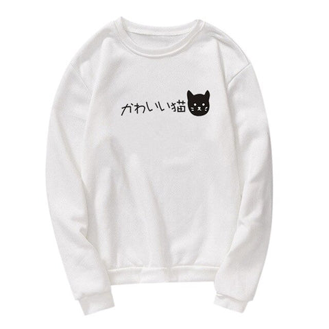 Pull Homme Chat<br> Kawaii Neko