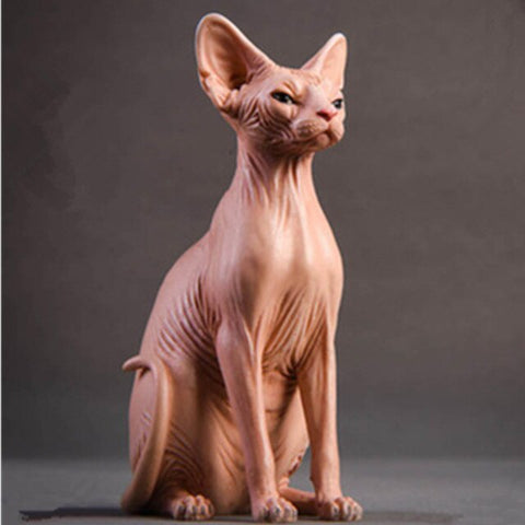 Statue Chat<br> Sphynx