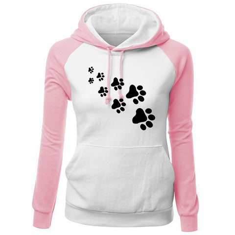Pull Femme Chat Patoune
