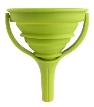 Dexas Collapsible Funnel - Green