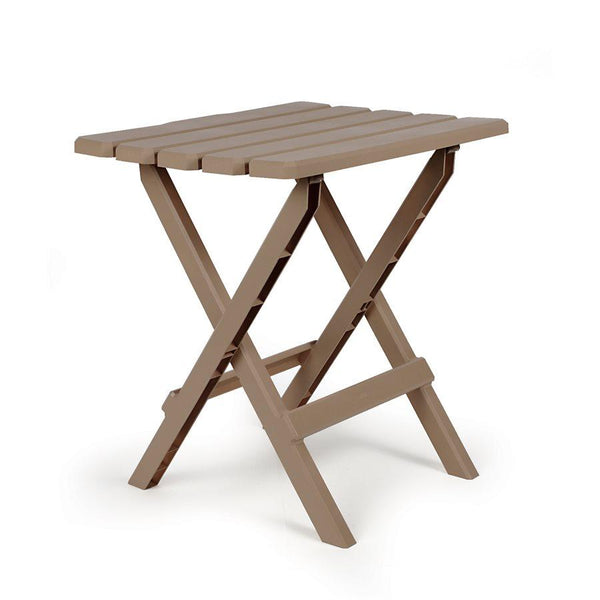 Camco Large Adirondack Table (Taupe)