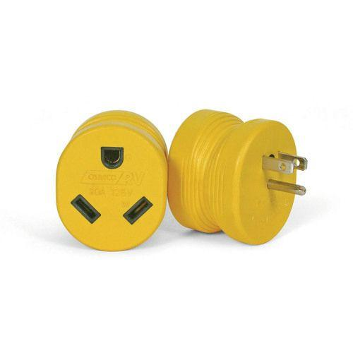 Camco RV 30 Amp Power Adapter