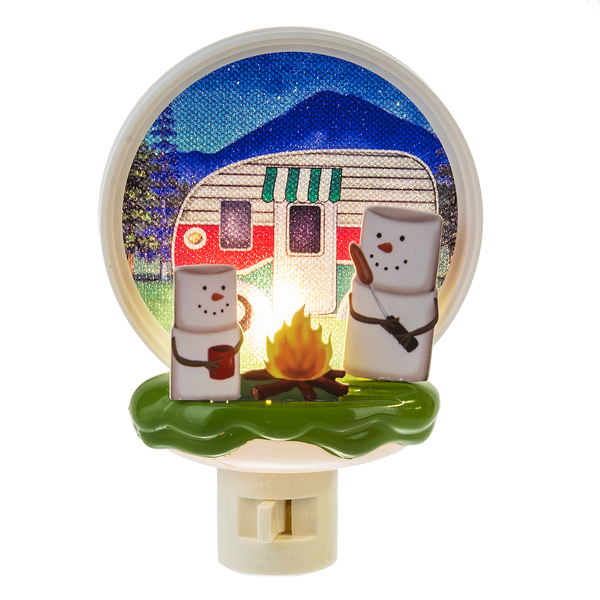 S'mores Camper Night Light