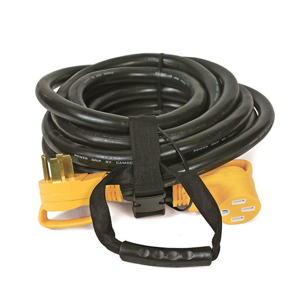 Camco 50 Amp Power Grip 30' Extension Cord