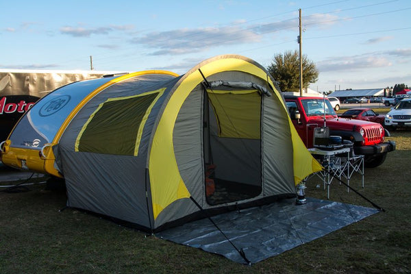 T@B 320 Tent (All Silver - Clamshell/Outback - Clearance) & Teardrop Trailer Tents u0026 Shelters | Teardrop Shop u2013 tagged