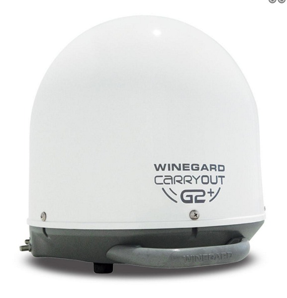 RV Antenna Winegard Carryout