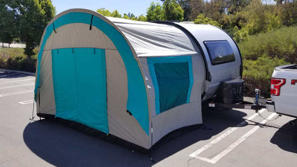 T@B 400 Trailer Side Tent by PahaQue