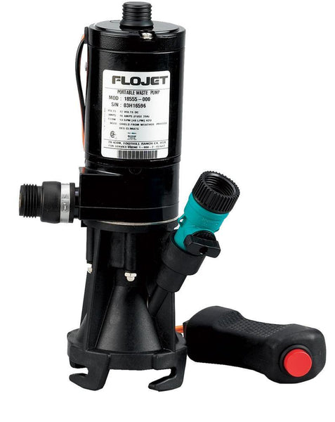 FloJet RV Waste Pump Kit
