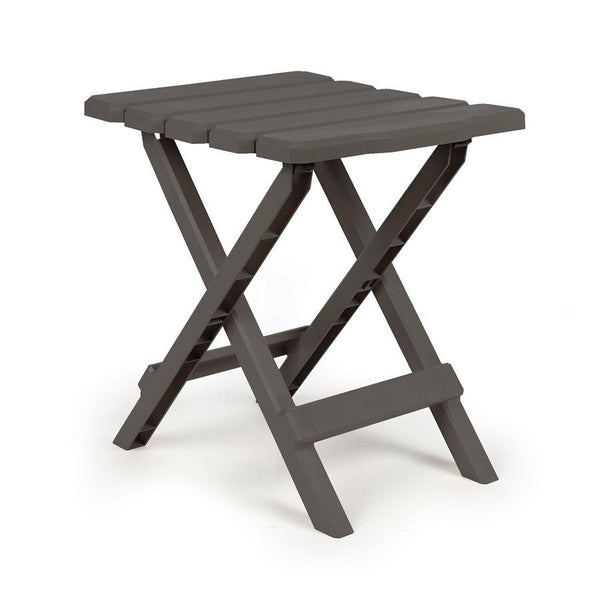 Camco Small Adirondack Table (Charcoal)