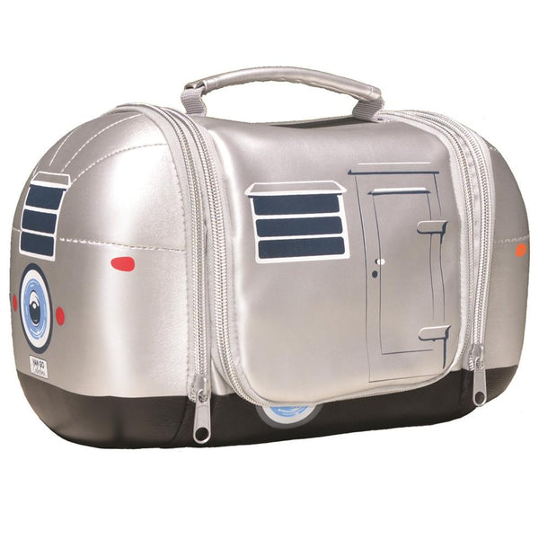 """Silver Bullet"" Airstream Toiletry Bag"
