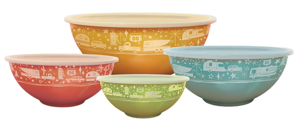 Camp Casual Nesting Bowls