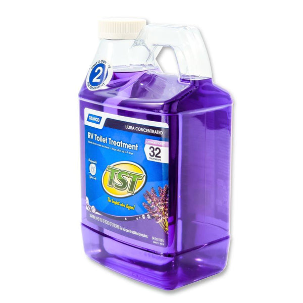 Camco TST Lavender Holding Tank Treatment - 64 oz