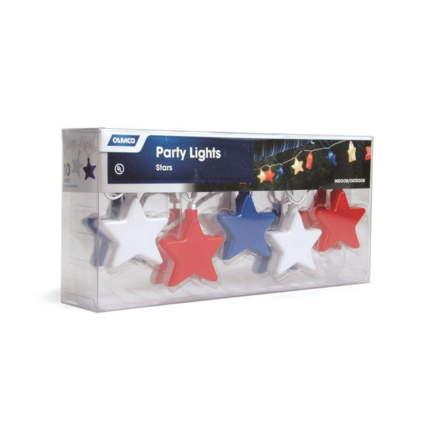 Camco Star Party Lights