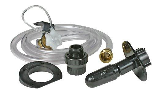 Camco Tornado Rotary Tank Rinser Kit with 6' Hose