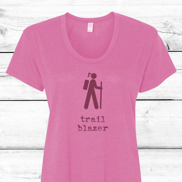 Trailblazer Women's Graphic Tee