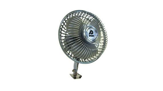 Prime Products 12 Volt Oscillating Fan