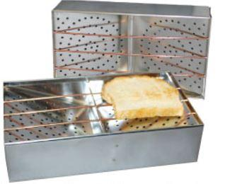 Camp-a-Toaster Grilltop Toaster