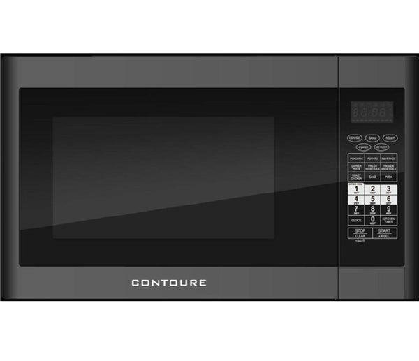 Contoure 1.1 Cu. Ft. Built-In Microwave Oven (Black)