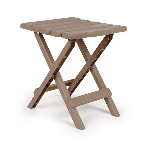 Camco Small Adirondack Table (Taupe)
