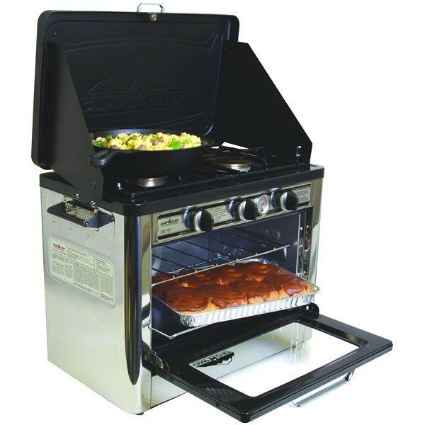 Camp Chef Deluxe Outdoor Oven/Stove