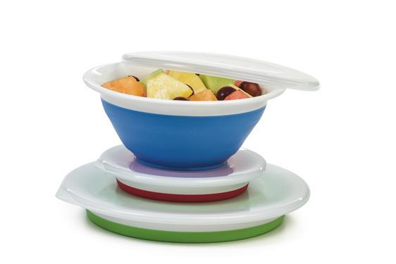 Progressive Collapsible Storage Bowl Set