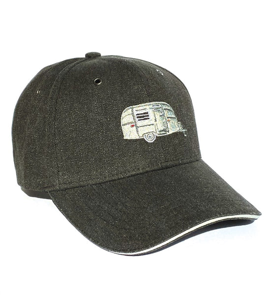 """Silver Bullet"" Airstream Embroidered Hat"