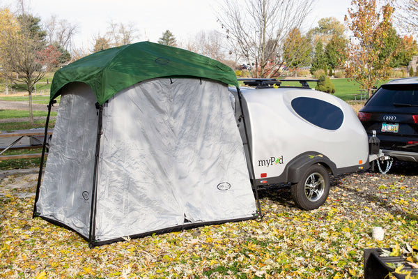 5x7 Mini Side Mount Screen Room Tent