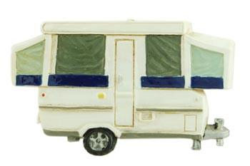 Pop-Up Camper Magnet