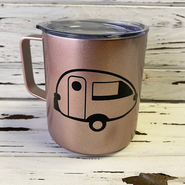 T@B Trailer Stainless Steel Mug