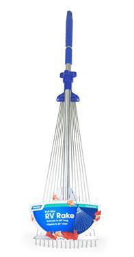 Camco Telescopic Collapsible Rake