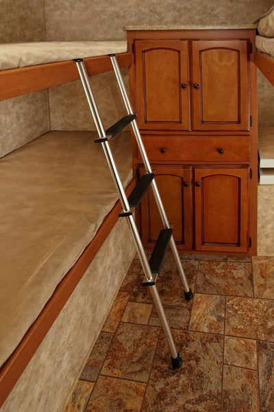 "Stromberg Carlson RV Bunk Ladder - Aluminum - 66"" Tall"