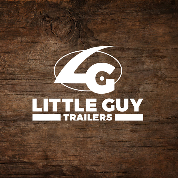 Little Guy Trailers Window Decal