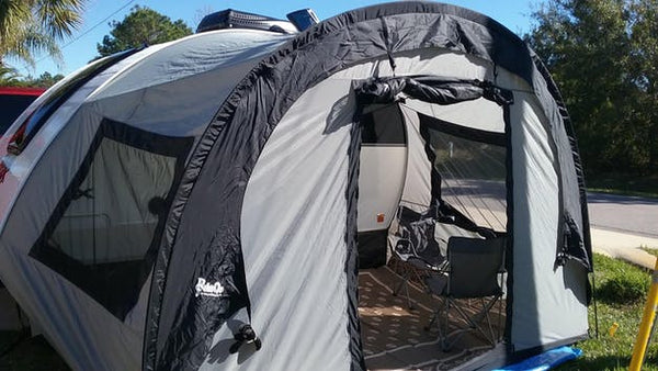 Little Guy Mini Max Side Tent by PahaQue