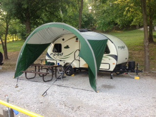 R Pod Trailer Awning By Pahaque Fits All Models