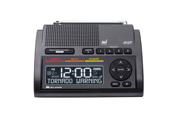 WR400 Deluxe NOAA Weather Radio