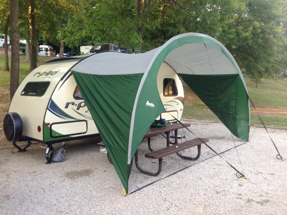 R Pod Trailer Awning By PahaQue TeardropShop