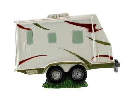 Travel Trailer Magnet