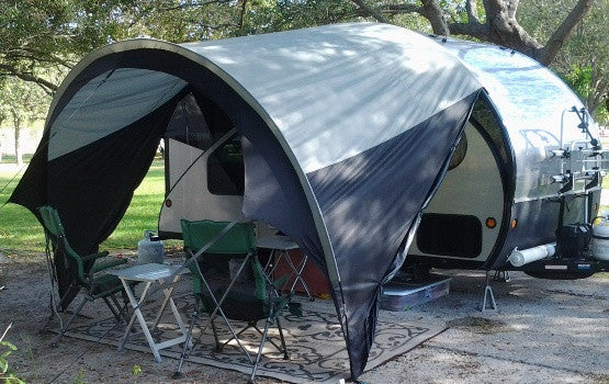 blog your shape jf top com in keeping tips awning for trailer awnings rv rvshare