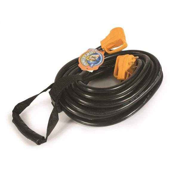 Camco 30 Amp Power Grip 50' Extension Cord